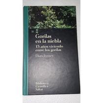 Libro gorilas en la niebla dian fossey en mercado libre for Gorilas en la niebla