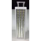 Lanterna De Emergência Recarregável 60 Led - Branca Id8016