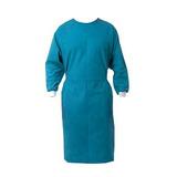 Capote Avental Médico Cirúrgico Unissex Com Punho Kit 03 Un