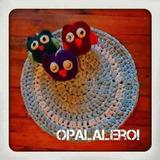 Amigurumi Buhos Tejidos A Crochet