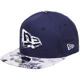 Boné New Era Aba Reta Snapback Brand Flag Visor Iced Floral 53f1a1ac4e0