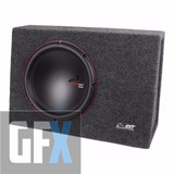 Caja Audiopipe Subwoofer 12´´ Extra Chata 750 Watts 350 Rms