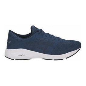 Zapatillas Asics Roadhawk Ff Azul/blanco Hombre Running