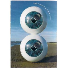 Dvd Pink Floyd Pulse 2 Dvds Novos Original Lacrado Ótimo Pre