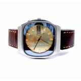 Reloj Orient Automatico 21j Caballero 36mm Funcionando 1970c