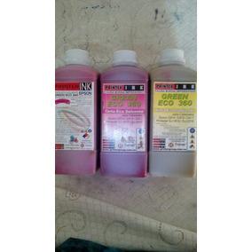 Tinta Ecosolvente Para Cabezales Dx4 Dx5 Dx7 (oferta)