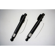 2 Amortiguadores Traseros Avalanche 1500 2002 5.3l Rwd