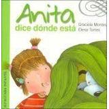 Lote X 6 Anita Graciela Montes Torres Loqueleo Tapa Dura