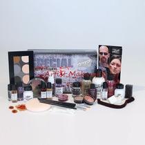 Kit De Maquillaje Profesional Mehron De Efectos Especiales