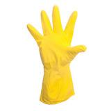 Guantes Domésticos De Látex Amarillo Por 6 Docenas Outlet