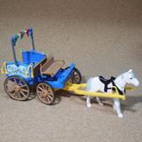 Playmobil Carreta De Paseo Lejano Oeste Granja