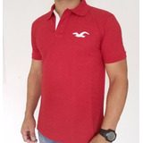 Kit 6 Camisa Polo Blusa Holister Quiksilver Ck Tomy M Office