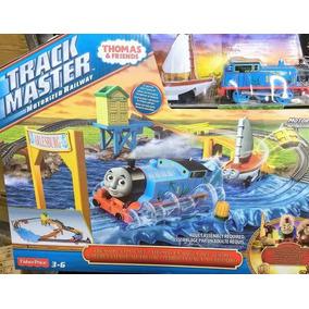 Pista Thomas En Busca Del Tesoro Fisher Price Original