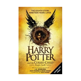 Harry Potter And The Cursed Child - Scholastic