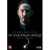 De Volta Ao Jogo Dvd Keanu Reeves Assassino De Aluguel