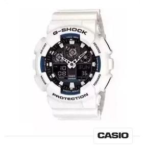 770d6c23884 Casio G Shock Branco Eminem Unissex - Relógios De Pulso no Mercado ...