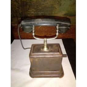 Antiguo Teléfono De Mesa Ericsson