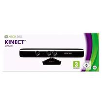 Kinect Sensor Xbox 360 Jogos Em Movimento Original Game