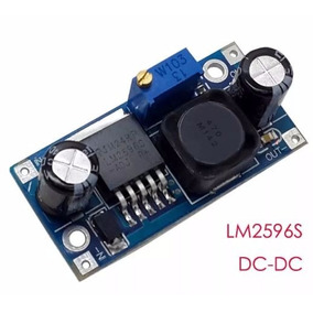 Conversor Dc-dc Dc/dc Step Down Lm2596s 3a Lm2596 Arduino