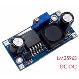 Conversor Dc-dc Dc/dc Step Down Lm2596s 3a Lm2596 Arduino