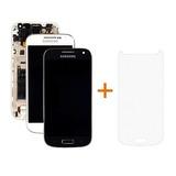 Tela Display + Touch Screen Galaxy S4 Mini I9190 I9192 + Pel