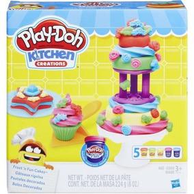 Play doh torre de pasteles en mercado libre m xico - Cocina play doh ...