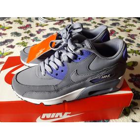 4d823aa732e90 Zapatillas Nike Air Max Hombre Nuevas - Zapatillas Nike Gris claro ...