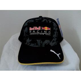 Boné Bonés Aba Curvada Red Bull Rbr Racing Sebastian Vettel - Bonés ... 96d51b66920