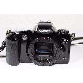 Camara Canon Electronica De Rollo Reflex Eos 3000 (usada)