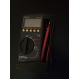 Multimetro Digital Sanwa Cd-800a - Oferta