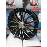 Rines 14 Aluminio 4/100 4/114 Ms Tiida Rio Spark I10 Nissan