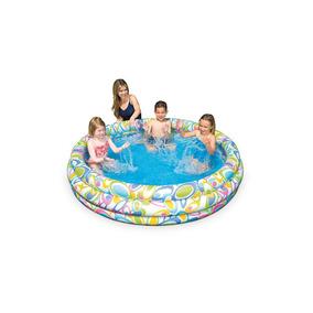 Piscina Inflable Para Niños 481lt Intex 56440