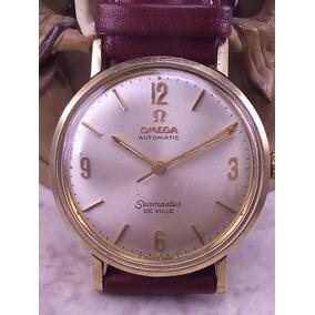 Reloj Omega Seamaster Automatico Original