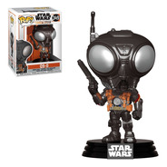 Funko Pop Star Wars: The Mandalorian - Q9-o #349