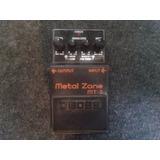Pedal Para Guitarra Electrica Metal Zone Mt2