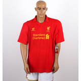 Camisa Liverpool Original Warrior Vermelha - Inglaterra