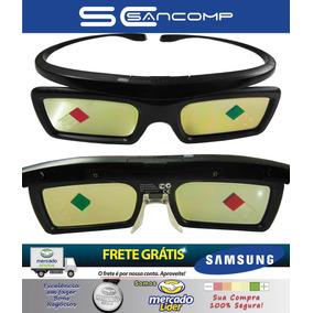 Oculos 3d Samsung Ativo Smart Tv Led Curva Lcd 4k Novo !!!! R  120 a111f68ad0