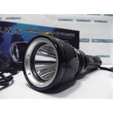 Lanterna Mergulho Police 2210000lumens + 2 Baterias! Jws725