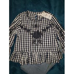 Camisa Zara Damas