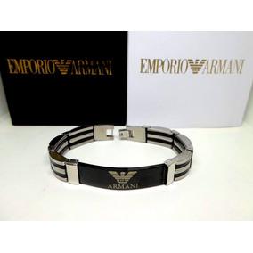 1691913171d Bracelete Emporio Armani - Joias e Relógios no Mercado Livre Brasil