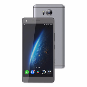 Celular Libre Infinix Zero4 Gris 3gb/32gb 4g/ Case/ Screen