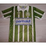 Camisa De Jogo Do Palmeiras 1992 Parmalat adidas #9 Evair