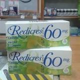 Pastillas Redicres 60 Mg X 30 Capsulas