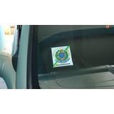 Adesivo Radioamador Para Vidro Interno Do Carro