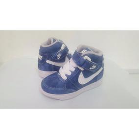 Nike I For One Jean Azul Con Blanco Bebe