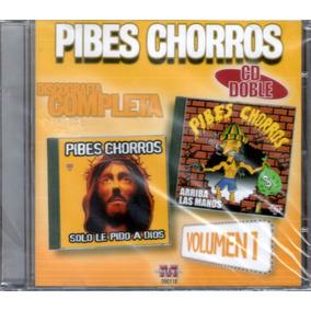 Pibes Chorros - Discografia Completa - Los Chiquibum