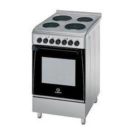 Indesit Cocina Eléctrica 50 Cm Kn3e51x S/tapa