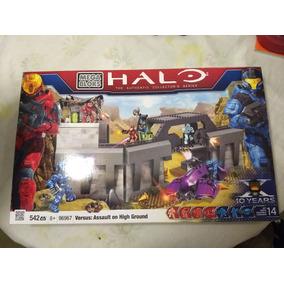 Halo Mega Bloks #96967 Assault On High Ground (nuevo)