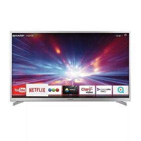 Smart Tv Led 50 4k Sharp Aquos Sh5020kuhdx