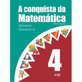 Conquista Da Matematica, A - 4º Ano - Ensino Fundamental I -